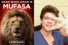 Shah Rukh Khan is Winning Hearts as King Mufasa in Lion King Hindi Trailer