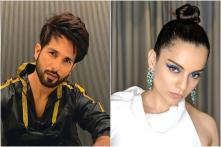 Shahid Kapoor Can't Exactly Remember His Kissing Scene with Kangana Ranaut in Rangoon