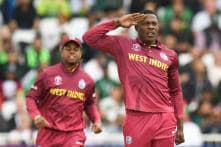 Shami, Virat Kohli Mock Cottrell's Salute Celebration After Sending West Indies Marching Out of World Cup