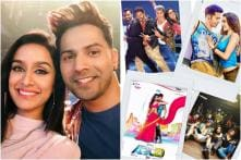Varun Dhawan, Shraddha Kapoor Share Nostalgic Posts as ABCD 2 Clocks 4 Years