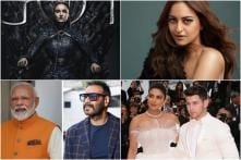 Sophie Turner's Parents Thought Game of Thrones Wasn't Big, Sonakshi Sinha Celebrates Birthday