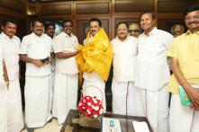 Impressed by Stalin's Leadership Skills, Another TTV Dhinakaran Loyalist Jumps Ship to DMK