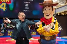 In Pictures: Toy Story 4 Premiere in London