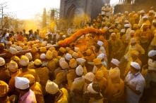 Bhandara Festival 2019: Pictures From Turmeric Festival in India