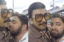 'Always a Next Time': Ranveer Singh Hugs Disheartened Pakistan Fan After Loss to India
