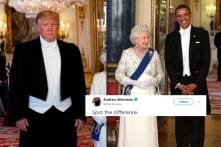 Donald Trump Compared to Barack Obama After He Wore an Ill-Fitting Tuxedo During His UK Visit