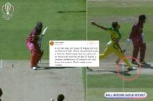 Out on Free-Hit? Gayle's LBW Dismissal After a Massive No-ball Causes Uproar on the Internet