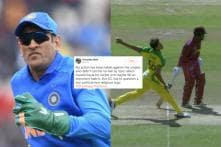 Dhoni Fans Want ICC to 'Focus' on Umpiring Quality and Not His Army Insignia Gloves