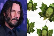 From Keanu Leaves to Keanu Reads, Keanu Reeves Puns Are Taking Over the Internet