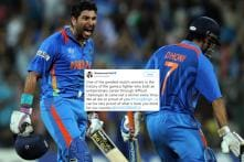 Yuvraj Singh's Retirement From International Cricket Has Left Indian Cricket Fans Teary-Eyed