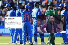 Desi Twitter Beats the Rains With Memes as Anxious Cricket Fans Await India-Pakistan Clash