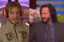 PewDiePie Explaining Why Keanu Reeves Has Taken Over Internet All Over Again is a Must Watch