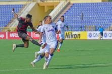Minerva Punjab Dent Chennaiyin's Knock-out Chances; Goalkeeper Suffers Injury