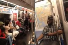 Video Showing Strangers Belting Out Backstreet Boys' Song in NYC Subway Takes Twitter by Storm