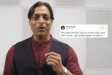 Shoaib Akhtar Slammed for 'U-Turn' After Pakistan's Stunning Victory Over New Zealand