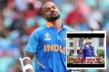 Twitter Imagines Rishabh Pant's Response to Shikhar Dhawan's Injury and The Results Are Hilarious