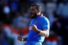 WATCH: Mohammed Shami Becomes Second Indian to Pull-off Hat-Trick in World Cup