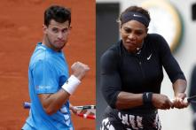 Dominic Thiem Seeks to End Serena Williams Row with Mixed Doubles Offer