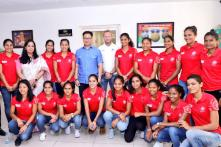 Sports Minister Kiren Rijiju Assures Full Support to Women's Hockey Team for Olympics