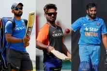 Pant Flies to England But Kapil Dev and Gambhir Feel Rahane or Rayudu are Better as Replacement for Dhawan