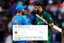 Google Asks 'Tell Me a Cricket Joke' and Desi Twitter Hits it Out of the Park