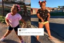 This Six-Year-Old is Impressing Celebrities like Will Smith and Chris Evans with Her Dance Moves