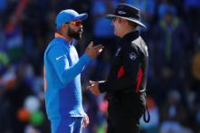 ICC Fine Virat Kohli 25 Percent of Match Fee for 'Excessive Appealing' and Fans Are Not Happy