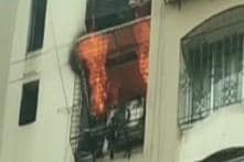 Fire Breaks Out at Minar Tower in Mumbai's Jogeshwari, No Injuries Reported