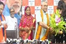 Actor Anju Ghosh Joins BJP, Says She was Born in Bengal after Questions Raised over Her Nationality