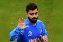 Virat Kohli Asks Cricket Fans to Caption His Photo and Desi Twitter Hits it Out of the Park