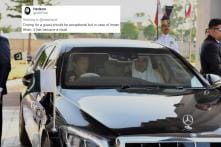 Deja Vu? Imran Khan Turning Chauffeur For Emir of Qatar Reminds People of Earlier Example
