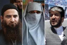 NIA Gets 10-Day Custody of Separatists Masarat Alam, Shabir Shah & Asiya Andrabi in Terror Funding Case