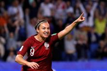 Women's World Cup: Jodie Taylor Helps England Go Through to Last 16 with Game to Spare