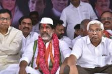 Senior Congress Leader on Indefinite Fast Against 12 MLAs Defecting to TRS Shifted to Hospital