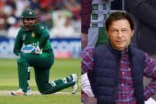 Sarfaraz Ahmed Ignores Pakistan PM Imran Khan's Toss Advice And the Internet Has a Field Day