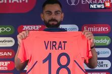 ICC World Cup 2019: Captain Kohli Unveil's India's New Kit