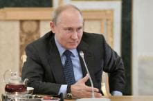 Vladimir Putin Says Russia Hasn't Meddled in 2016 US Presidential Elections and Never Will