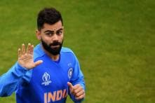 ICC Using Virat Kohli Photo For Countdown of India vs New Zealand Has Not Aged Well