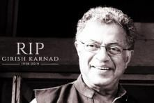 Girish Karnad: Remembering the Ordinary Man Who Made A Big Difference