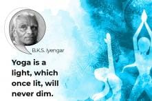 Yoga Day 2019: 8 Powerful Quotes By Famous Personalities