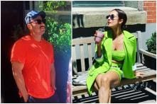 Basking in Neon, Malaika Arora, Arjun Kapoor are Making the Most of Their New York Holiday