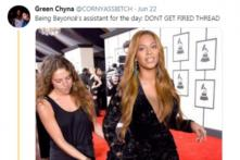 This Tweet Thread on Beyoncé is the Equivalent of Playing Bandersnatch, but on Twitter