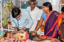 Bihar Children Deaths a National Horror Story; Centre, State Govt Responsible: Congress