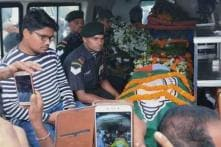 Political Row Erupts in Odisha after BJD's Flag Seen Draped Around Soldier's Coffin