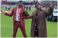 At India vs Pakistan Match, Ranveer Singh Makes Commentary Debut in Retro Gangster Outfit