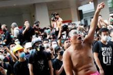Hong Kong Police Slam 'Illegal, Irrational' Protest Outside Headquarters; Vow to Hound Ringleaders