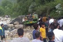 32 Passengers Dead, 28 Injured after 'Overloaded' Bus Tumbles into Gorge in Himachal's Kullu District