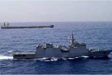 Navy Deploys Warships in Gulf of Oman, Persian Gulf to Ensure Security of Indian Vessels