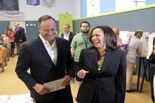Kamala Harris' Husband Takes on Growing Public Role in 2020 US Presidential Race