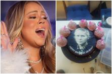 UK Woman Asks for Mariah Carey Cake on Birthday, Gets Marie Curie One Instead